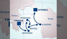 Greek Isles & Turkey Voyage