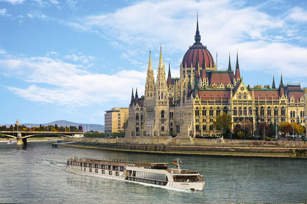 Blue Danube Discovery - Themed Multisupplier Email