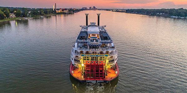 American Queen Steamboat Company®