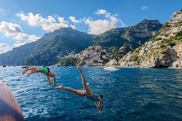 Diving into the Aegean